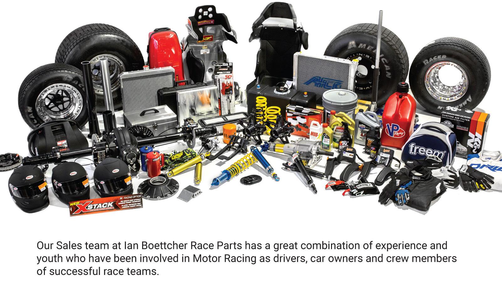 Motorsport Fuels - A Division of Ian Boettcher Race Parts